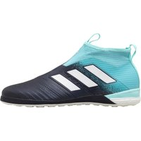 adidas Mens ACE Tango 17 Pure Control IN Football Boots Energy Aqua/Footwear White/Legend Ink