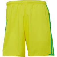 adidas Mens Condivo 16 Football Shorts Bright Yellow/Energy Green