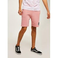 Mens HYPE Pink Crest Shorts*, Pink