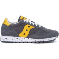 Saucony  Jazz grey and yellow suede sneaker  men's Shoes (Trainers) in Grey