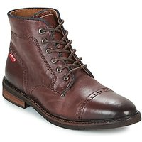 Levis  WOHLFORD  men's Mid Boots in Brown