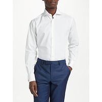Smyth & Gibson Poplin Contemporary Fit Shirt, White