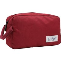 Original Penguin Mens Washbag Merlot