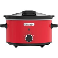 CROCK-POT Slow Cooker - Red, Red