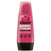 Boots Zingy Berries & Cream Shower Gel 250ml