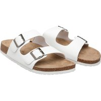 French Connection Mens Sandals White
