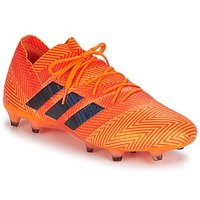 adidas  NEMEZIZ 18.1 FG  men's Football Boots in Orange
