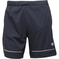 Asics Mens Lite Show 7 Inch Running Shorts Performance Black