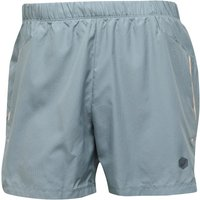 Asics Mens Cool 2in1 5 Inch Running Shorts Stormy Sea