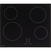 Stoves SEH600CTC Ceramic Hob, Black