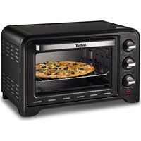 TEFAL Optimo OF445840 Electric Oven - Black, Black