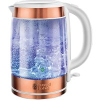 RUSSELL HOBBS Illuminating 21603 Jug Kettle - Copper, Blue