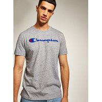 Mens CHAMPION Grey 'Corporate' T-Shirt, Grey