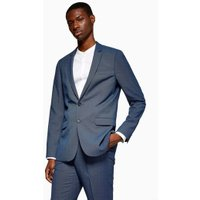Mens Blue Two Tone Jacket, Blue