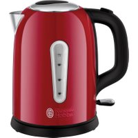 RUSSELL HOBBS Cavendish 25500 Jug Kettle - Red, Red