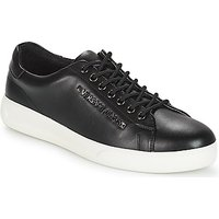 Versace Jeans  CACHI  men's Shoes (Trainers) in Black