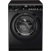 Hotpoint FDL9640KUK Aquarius Washer Dryer, 9kg Wash/6kg Dry Load, A Energy Rating, 1400rpm Spin, Mat