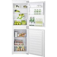 Hotpoint HMCB5050AA.UK Integrated Fridge Freezer, A+ Energy Rating, 54cm Wide, White