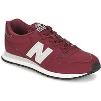 New Balance  GM500  men's Shoes (Trainers) in Red