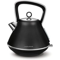 MORPHY RICHARDS Evoke One Traditional Kettle - Black, Black