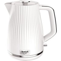 TEFAL Loft KO250140 Rapid Boil Traditional Kettle - Pure White, White