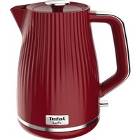 TEFAL Loft KO250540 Rapid Boil Traditional Kettle - Cherry Red, Red