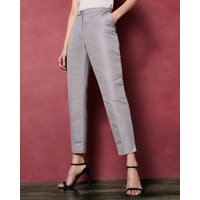 Textured Tailored Trousers