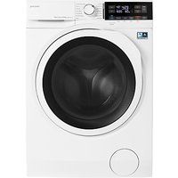 John Lewis & Partners JLWD1614 Freestanding Washer Dryer, 8kg Wash/4kg Dry Load, A Energy Rating, 16