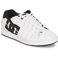 DC Shoes  NET SE M SHOE XWWK  men's Skate Shoes (Trainers) in White
