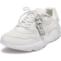 Reservoir Shoes  Solid low sneakers  men's Shoes (Trainers) in White