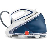 TEFAL Pro Express Ultimate GV9569 Steam Generator Iron - Blue & White, Blue