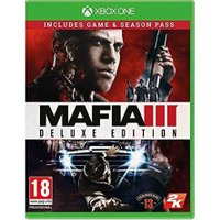 XBOX ONE Mafia III Deluxe Edition