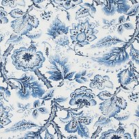 John Lewis & Partners Blakeney Furnishing Fabric, Ink Blue