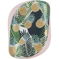Tangle Teezer Compact Styler Detangling Hair Brush, Palms & Pineapples
