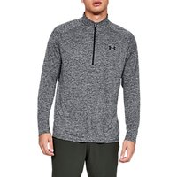 Under Armour Tech Half Zip Training Top, Black