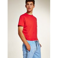Mens Stone Classic Red T-Shirt, Stone
