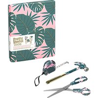 Pretty Useful Tools Kitchen Drawer Kit, Pink Paradise