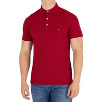 Tommy Hilfiger  Men's Slim Polo Shirt, Red  men's Polo shirt in Red