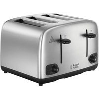 RUSSELL HOBBS 24094 4-Slice Toaster - Stainless Steel, Stainless Steel