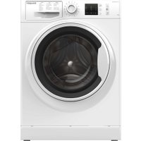 HOTPOINT NM10 944 WW UK 9 kg 1400 Spin Washing Machine - White, White