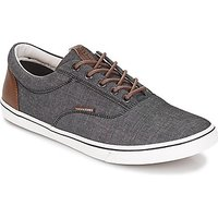 Jack   Jones  VISION MIXED  men's Shoes (Trainers) in Grey