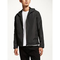 Kin Technical Jacket with Reflective Detail, Black