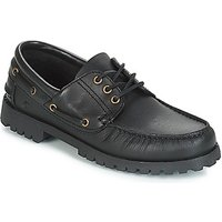 Casual Attitude  EVEROA  men's Boat Shoes in Black