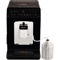 KRUPS Evidence EA893840 Smart Bean to Cup Coffee Machine - Black, Black