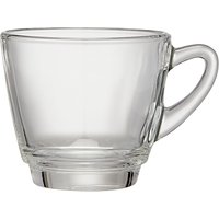 John Lewis & Partners Coffee Connoisseur Glass Kenya Cup, 245ml, Clear