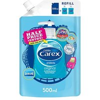 Carex Original Hand Wash 500ml Refill