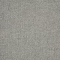 John Lewis & Partners Windsor Cotton Blend Plain Fabric, Charcoal, Price Band B