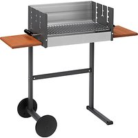 Dancook Deluxe 7300 Charcoal BBQ, Silver