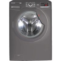 HOOVER Link DHL 1682D3R NFC 8 kg 1600 Spin Washing Machine - Graphite, Graphite