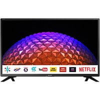 Sharp LC-32HI5432KF LED HD Ready 720p Smart TV, 32 with Freeview HD/Freeview Play, Miracast & Harman